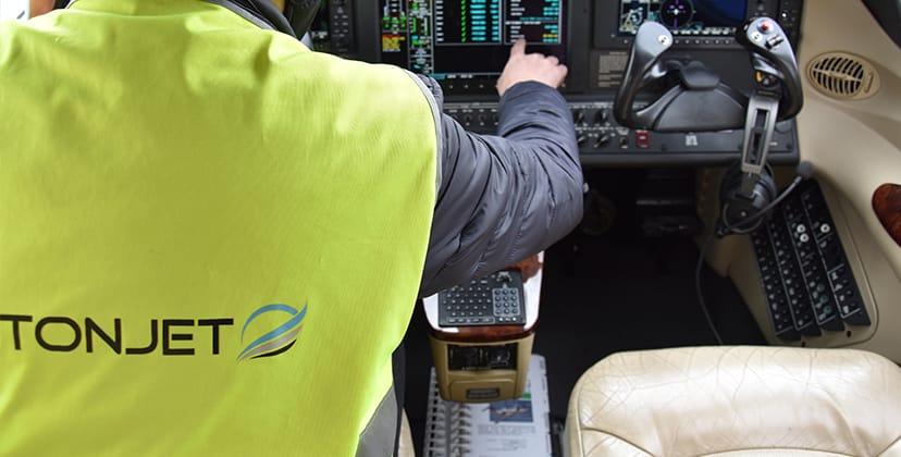 Recrutement aéronautique pour la compagnie aérienne privée Astonjet : gestionnaire de navigabilité