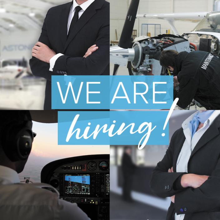 Clair Group lance son site de recrutement dédié aux métiers de l'aéronautique (pilote, instructeur, agent de piste...)