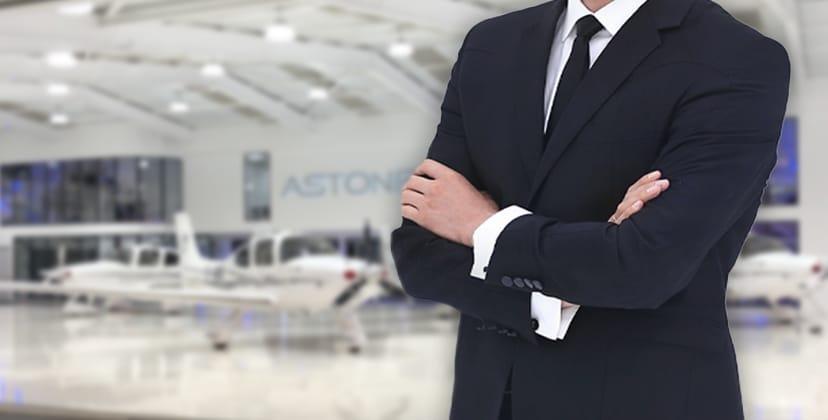 Recrutement directeur général et directeur de centre de formation Astonfly